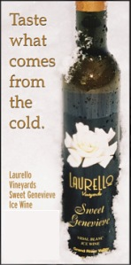 Ohio Booze Blog, Laurel Vineyards, Ice Wine, Ohio wine